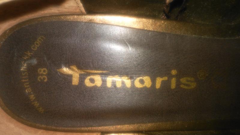 Очень  красивые кожаные туфли - Фото 3