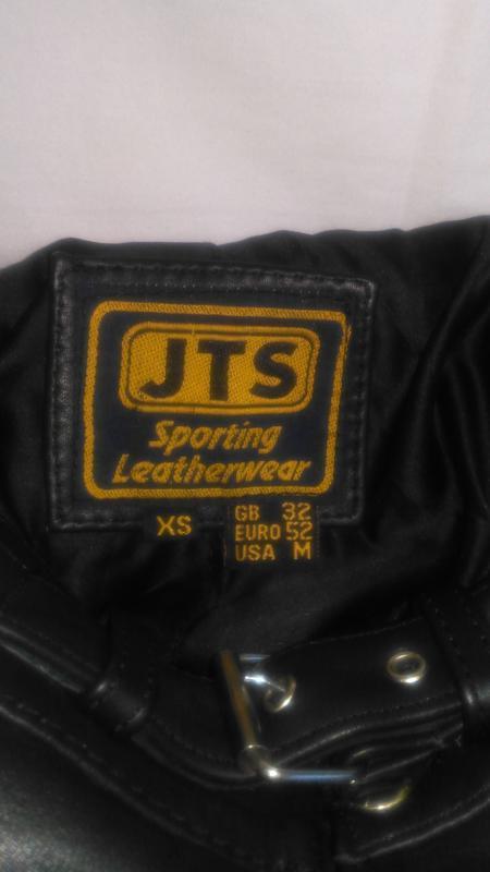 Супер классные  кожаные  мото- штаны ( jts ) - Фото 5