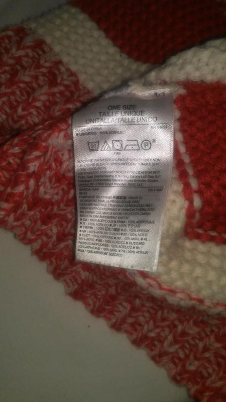 Очень хороший тёплый шарф снуд  (реальный  торг  уместен ) - Фото 5