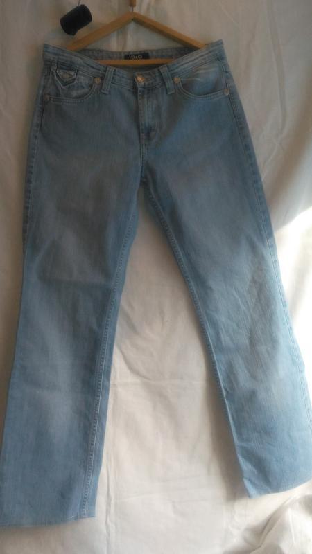 Классные фирменные джинсы ( d&g  made in turkey)
