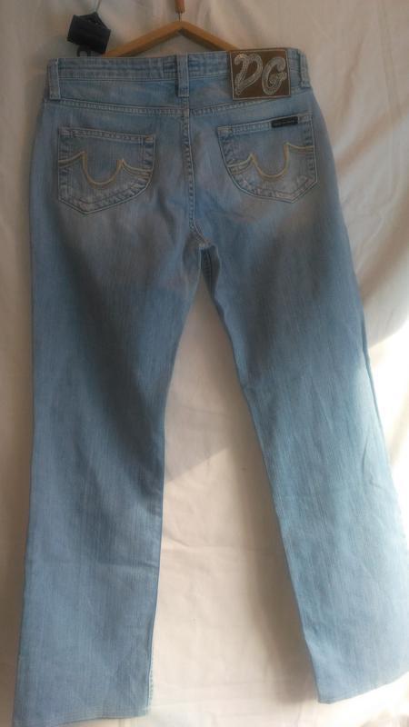 Классные фирменные джинсы ( d&g  made in turkey) - Фото 2