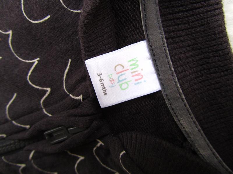 Стильная кофта свитер реглан кардиган бомбер  mini club - Фото 2