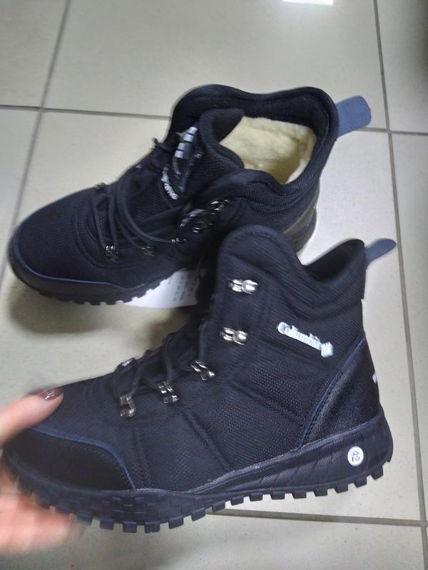 Мужские зимние термо ботинки - Фото 2