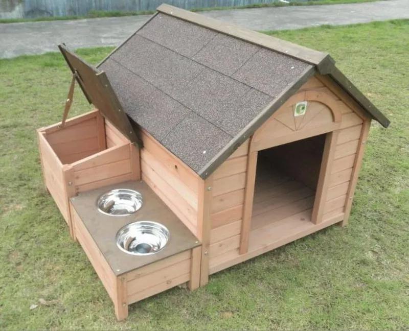 Вольеры буды для собак - Фото 10