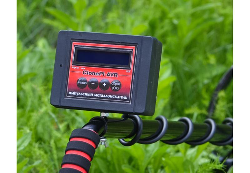 Металлоискатель импульсный MDU Clone PI-AVR - Фото 2