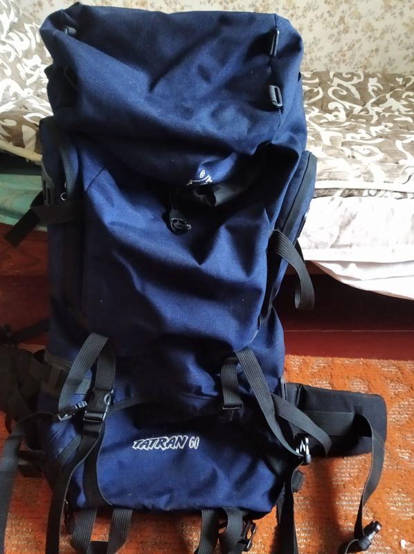 Рюкзак туристический на 60 литров в идеальном состоянии - Фото 6