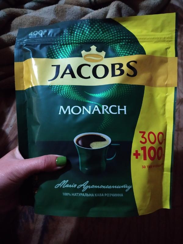 Кофе Якобс 300+100 грам - эконом вариант