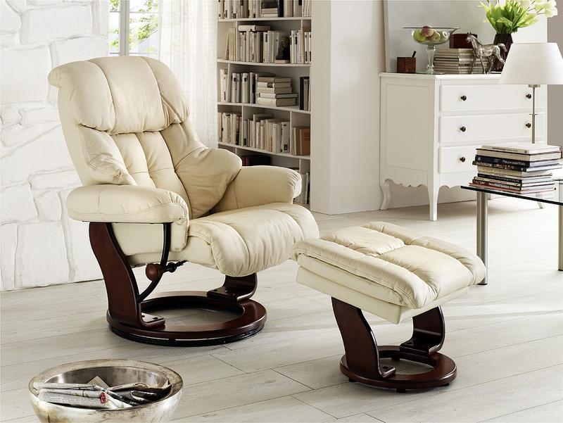 Кресло релакс и подставка для ног - Фото 2
