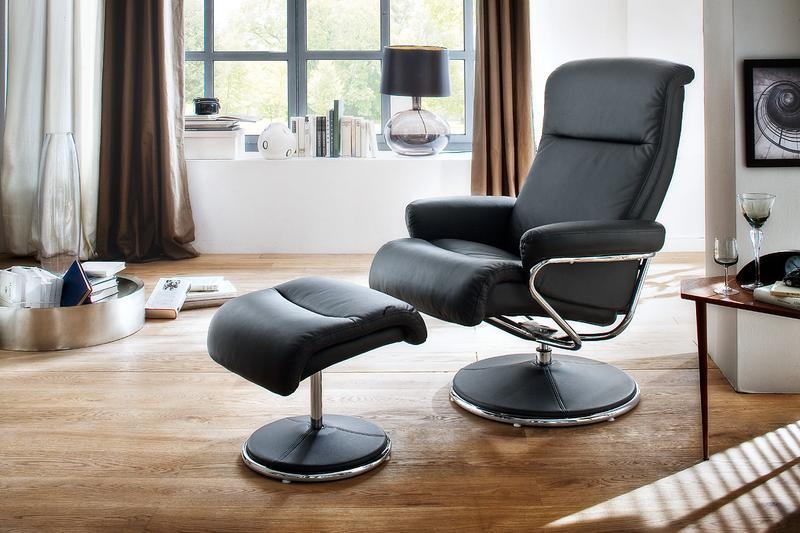 Кресло релакс и подставка для ног - Фото 5