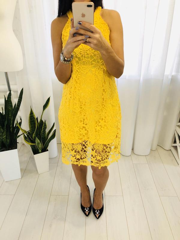 Плаття з мережева jenzzi - Фото 3