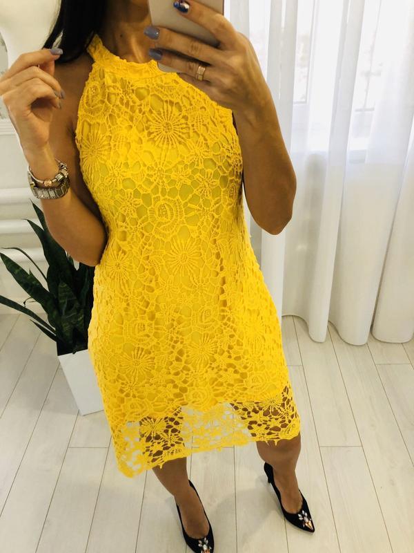 Плаття з мережева jenzzi - Фото 4