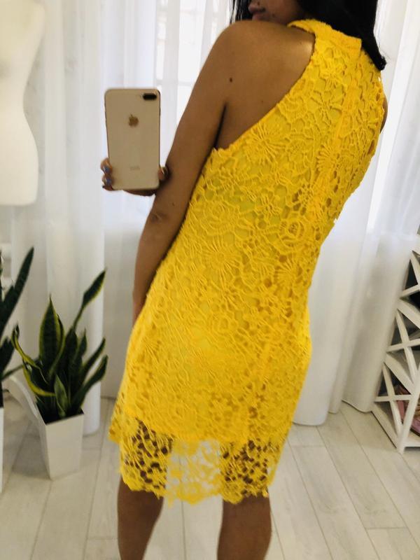 Плаття з мережева jenzzi - Фото 6