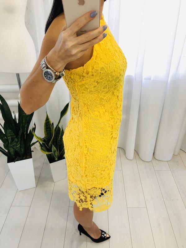 Плаття з мережева jenzzi - Фото 7