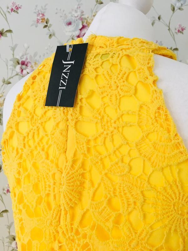 Плаття з мережева jenzzi - Фото 10