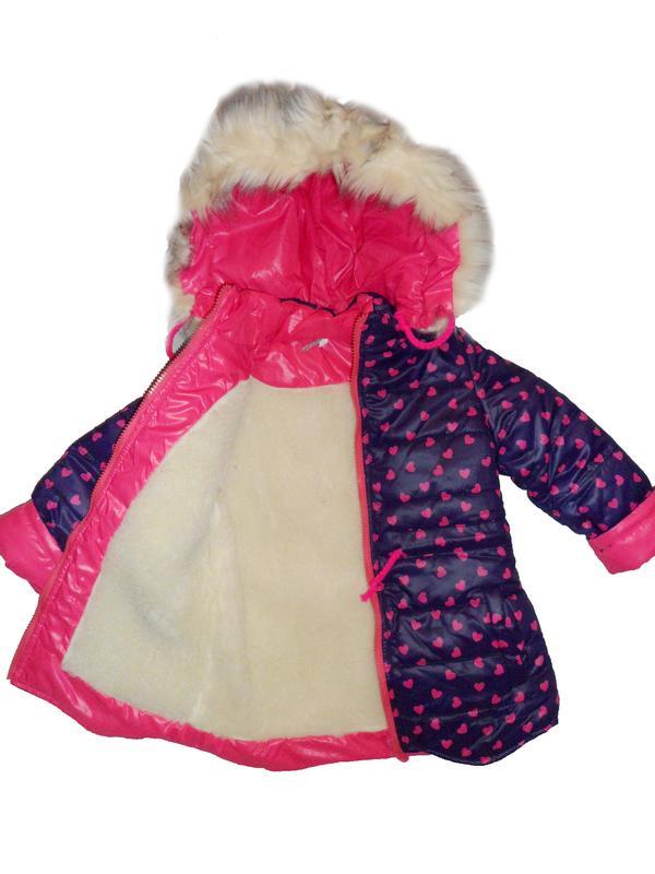 Продам пальта дитячі для дівчаток - Фото 2