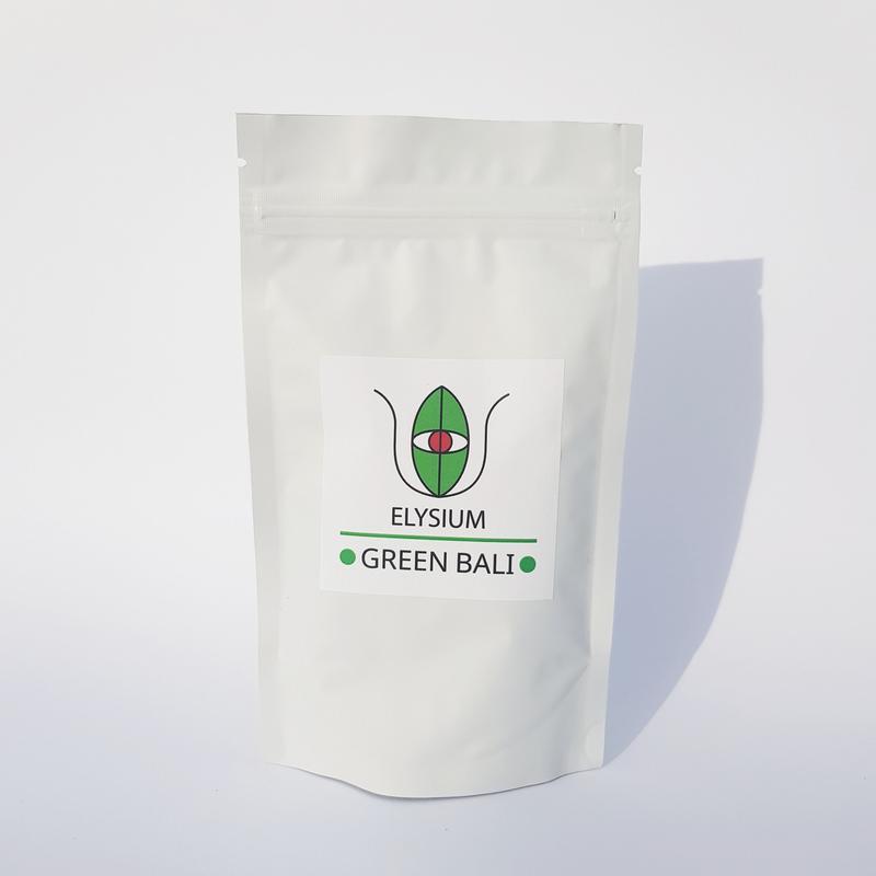 Чай кратом GREEN BALI