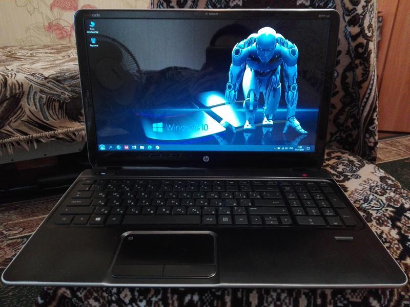 Ноутбук HP ENVY m6(i3-3120M/4GB/320GB/Win10x64)
