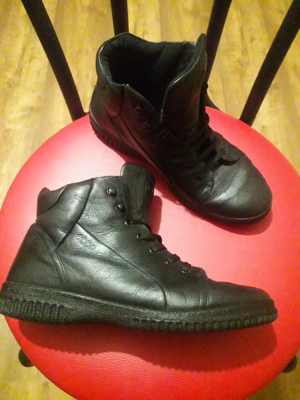 Ботинки eccco