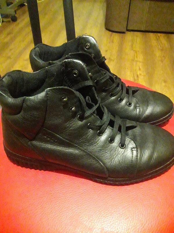 Ботинки eccco - Фото 3