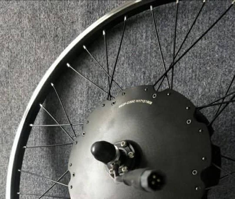 Электронабор для Електровелосипеда. Мотор Колесо 500W.