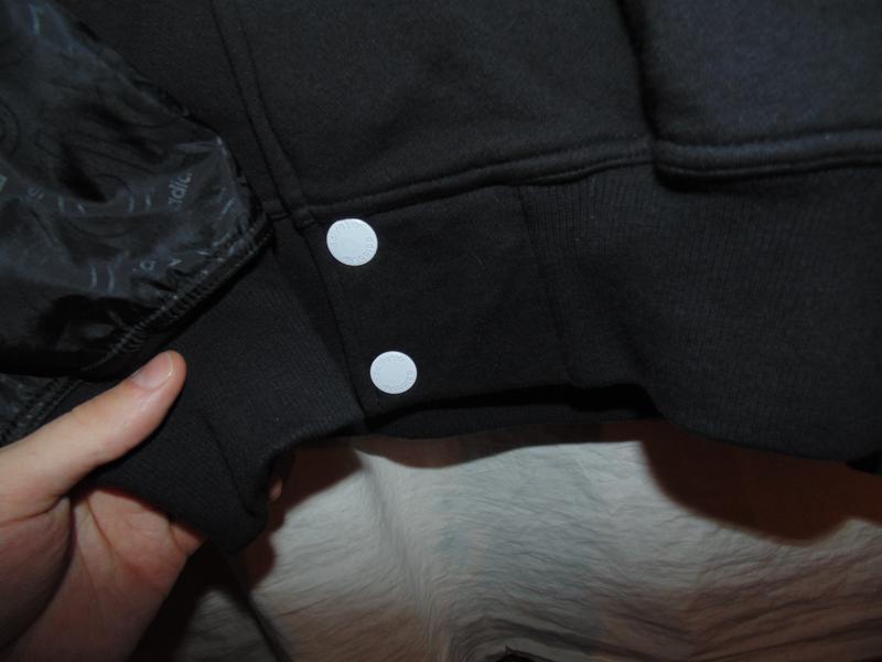 Куртка бомбер adidas оригинал утепленный на осень , состояние ... - Фото 6