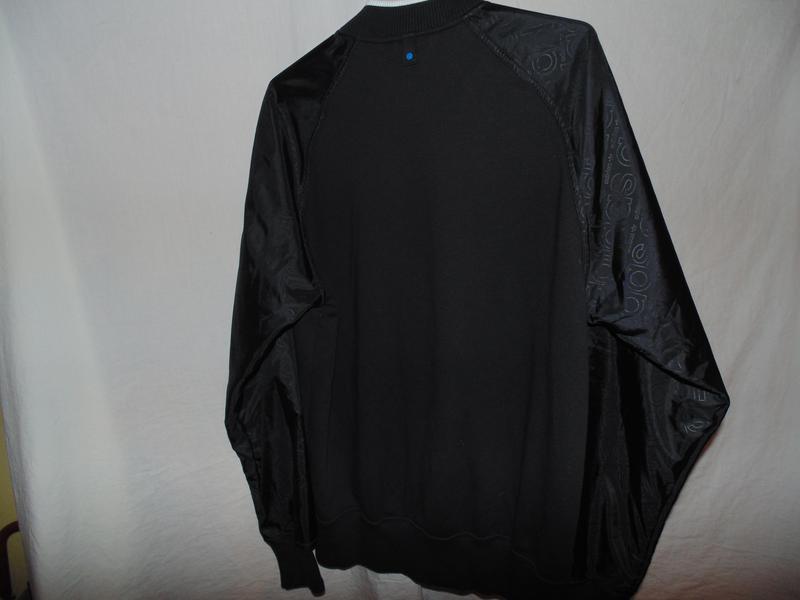 Куртка бомбер adidas оригинал утепленный на осень , состояние ... - Фото 7