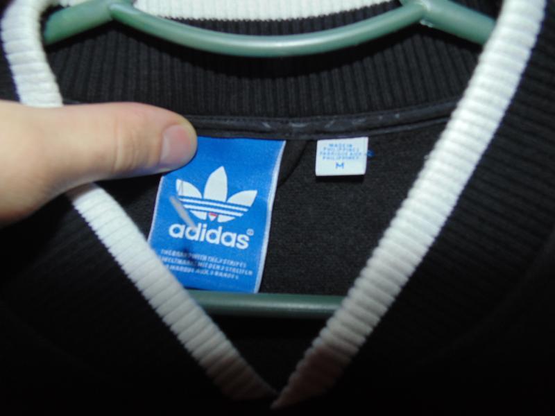 Куртка бомбер adidas оригинал утепленный на осень , состояние ... - Фото 8