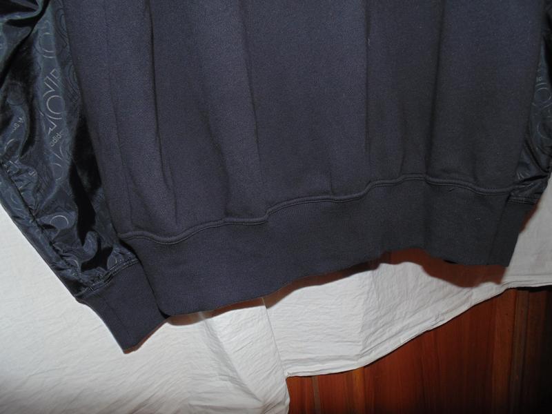 Куртка бомбер adidas оригинал утепленный на осень , состояние ... - Фото 10