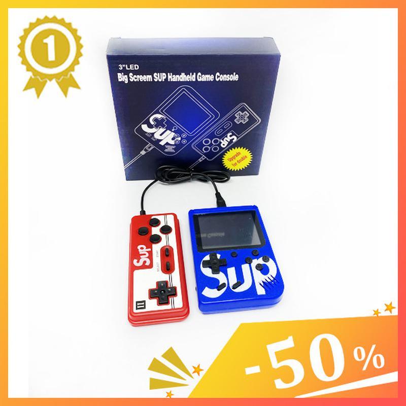 Портативная игровая приставка Game Box sup 400 игр с джойстико...
