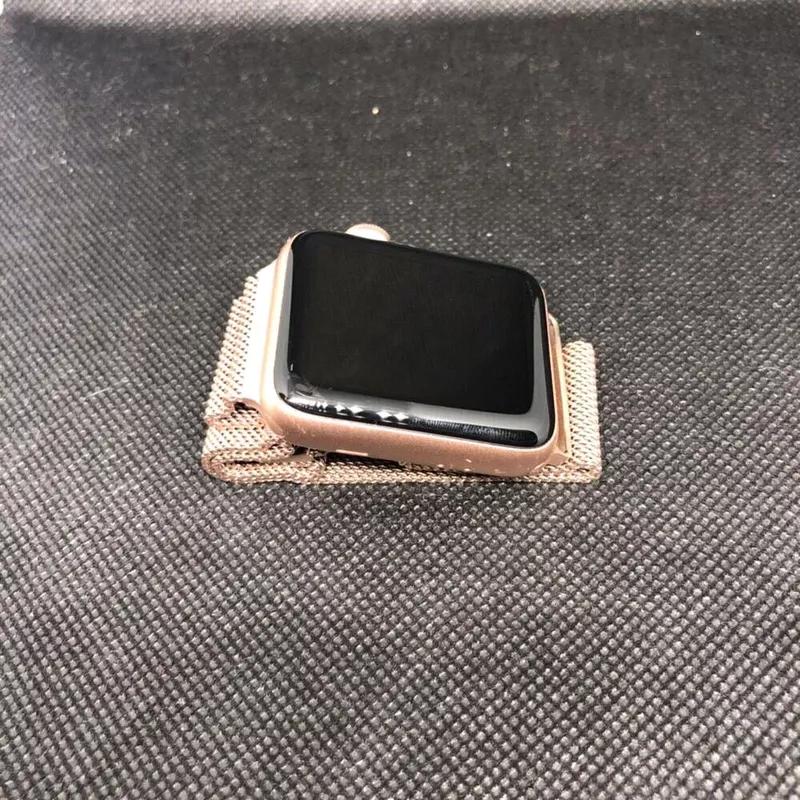 Apple Watch series 3 42mm gold - Фото 4
