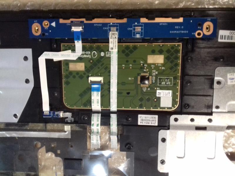 Панель с тачпадом hp g6-1202sr - Фото 2