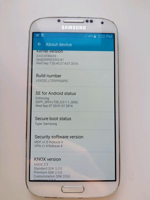 Samsung Galaxy S4 - Фото 5