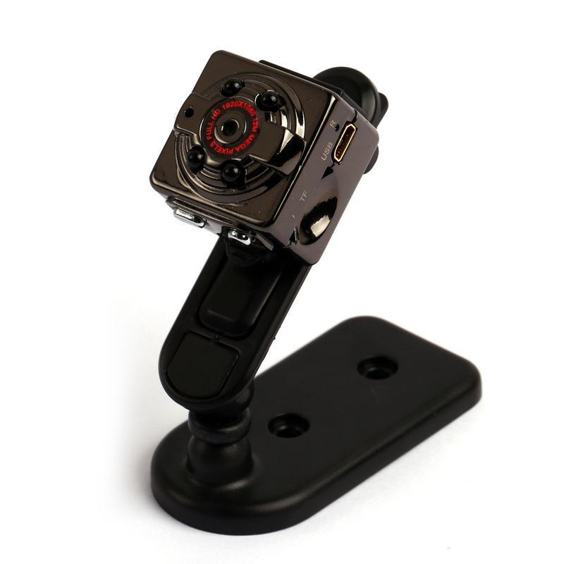 Мини камера SQ8 с датчиком движения и ночным видением видеокамера - Фото 6