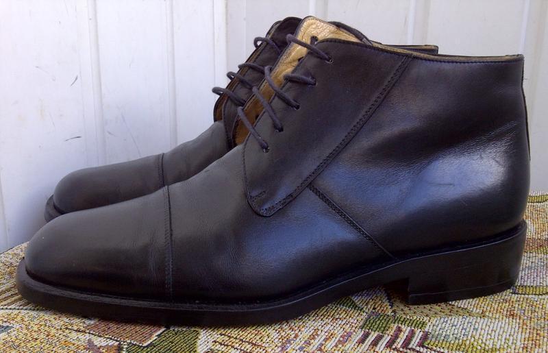 Ботинки mister minit