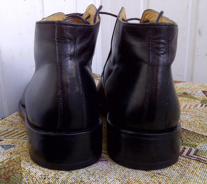 Ботинки mister minit - Фото 2