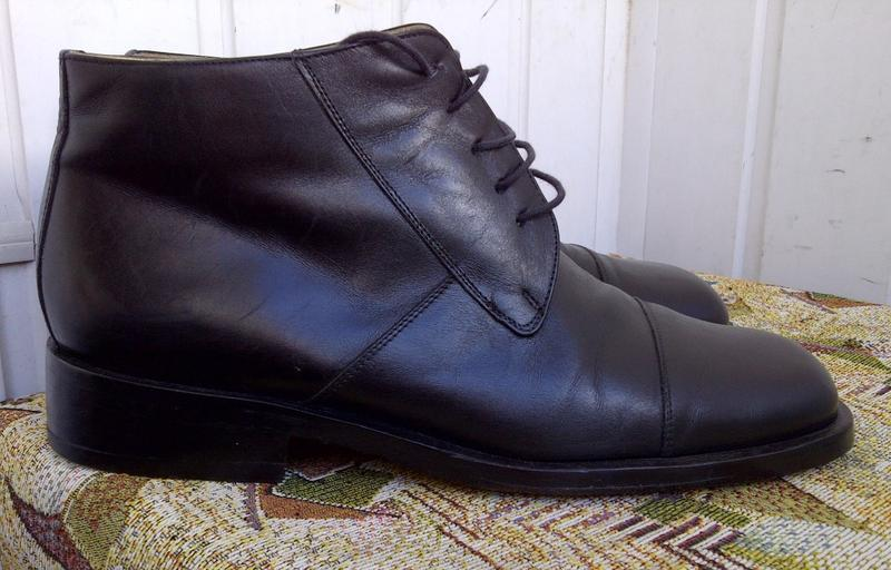 Ботинки mister minit - Фото 4