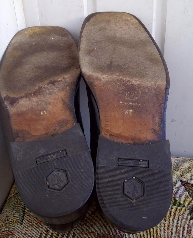 Ботинки mister minit - Фото 8