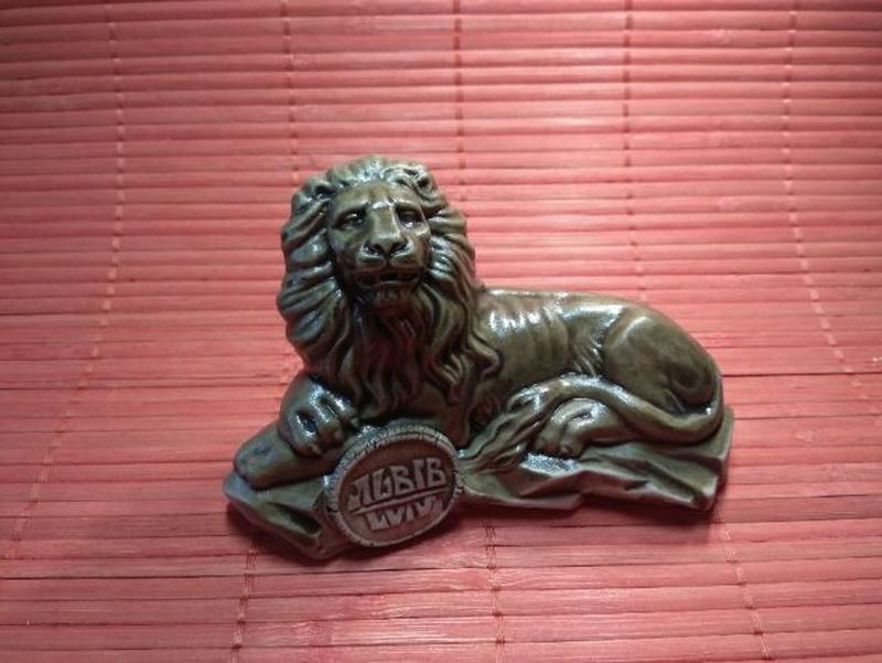 Статуэтка Лев из Львова сувенир подарок