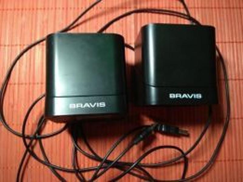 Колонки проводные Bravis
