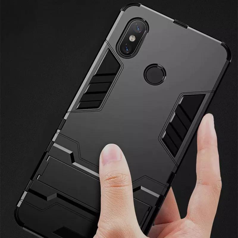 Чехол для Xiaomi Redmi 5 Plus - Противоударный - Фото 2