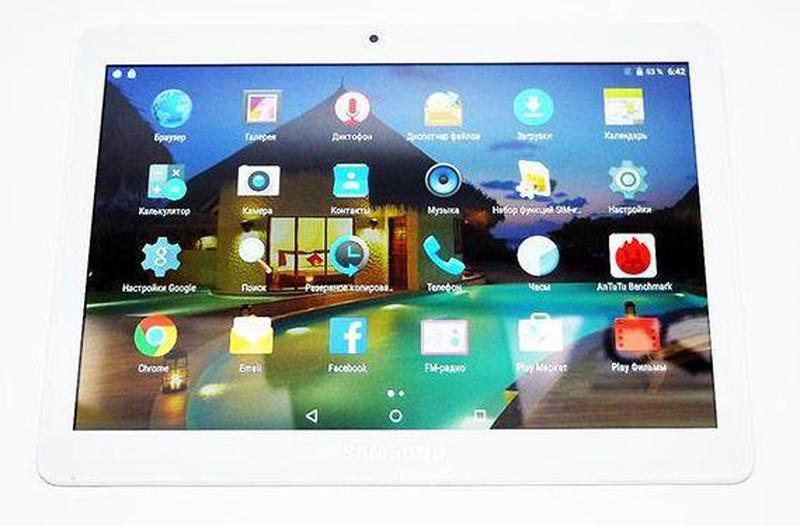 Планшет телефон Samsung Galaxy Tab 10,1
