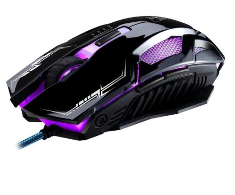Компьютерная мышка Esloth V10 проводная игровая