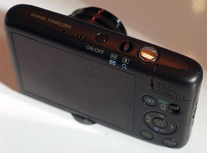 Фотоаппарат Canon Digital IXUS 130 IS - Фото 3