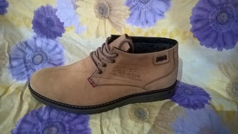 Мужские ботинки. - Фото 2