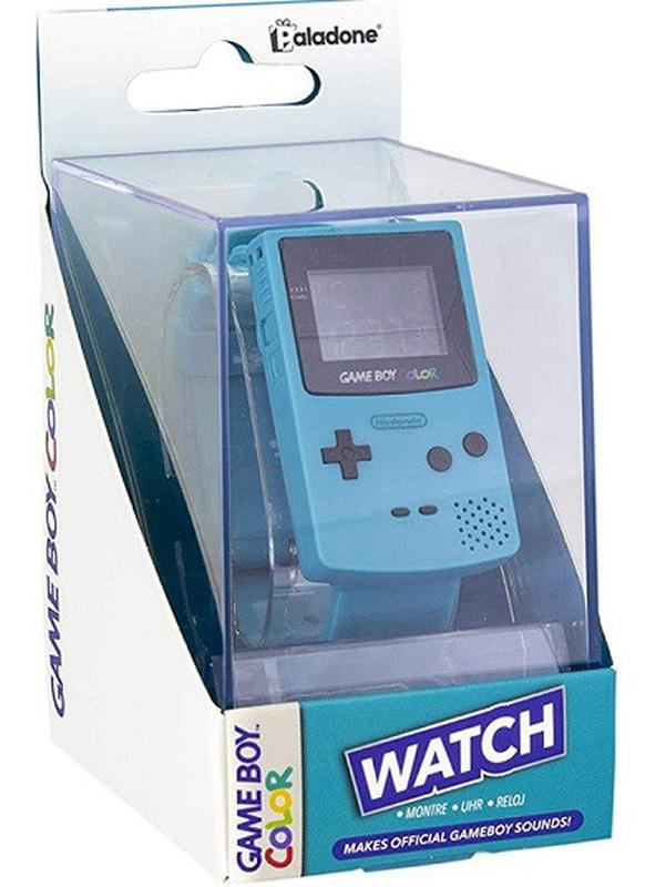 Часы Nintendo Game Boy (Paladone)
