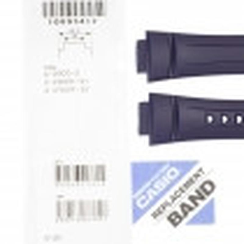 Ремешок CASIO 10093417 G-2900-2 - Фото 2