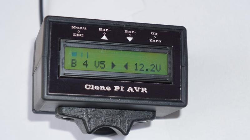 Металлоискатель  PI-AVR электронный блок - Фото 2