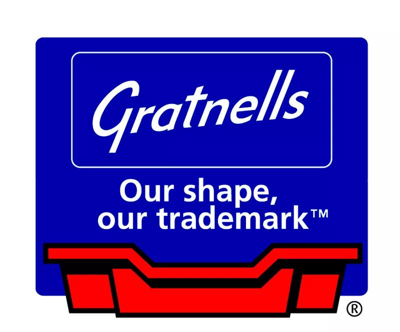 Органайзер Gratnells с лотками красными и зелеными, Дуб Шамони - Фото 5
