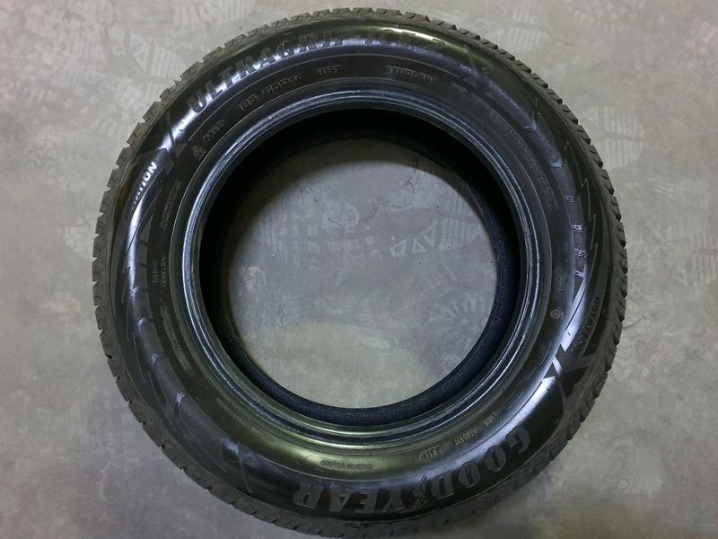 Зимние шины Goodyear UltraGrip Ice 2 185/65 R14 86T - Фото 2