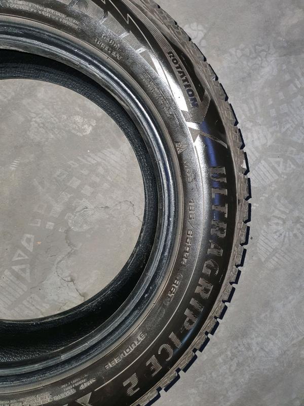 Зимние шины Goodyear UltraGrip Ice 2 185/65 R14 86T - Фото 4